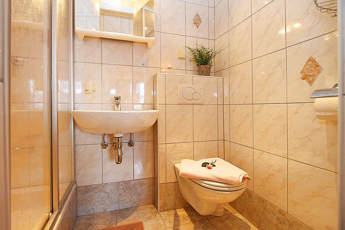 Badezimmer Saalfelden